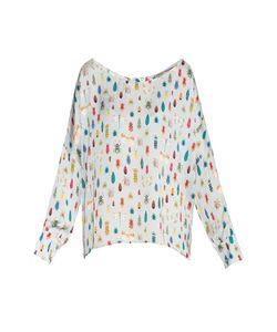 Gaudi | Блуза Из Искусственного Шелка Be-183736