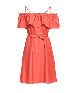 Imago | Платье Из Искусственного Шелка И Вискозы С Поясом 187490