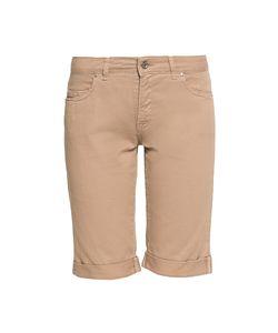 Trussardi Jeans   Шорты Со Стразами Be-185589