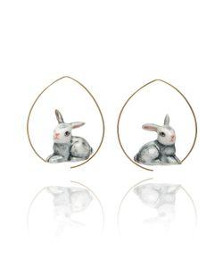 Nach Jewellery | Серьги 184779