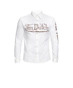 Von Dutch | Рубашка Из Хлопка Be-184742