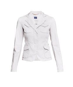Trussardi Jeans | Жакет Из Хлопка С Двумя Аксессуарами Be-185650