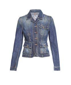 Von Dutch   Джинсовая Куртка Be-185470