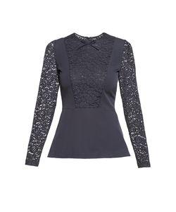 Arefeva   Блуза Из Искусственного Шелка С Кружевом Ae-186206