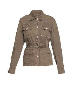 Von Dutch   Куртка Из Хлопка С Поясом Be-185459