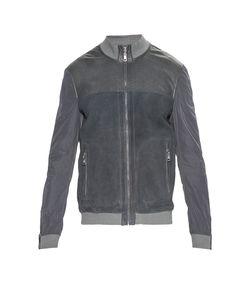 Gian Carlo Rossi | Куртка С Замшевой Отделкой 161207