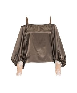 Amoralle | Блуза Chocolate Full Sleeve Top