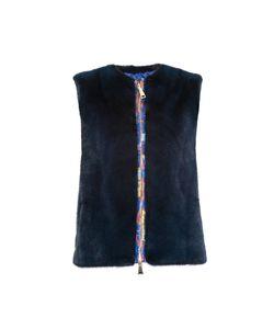 PT Quality Furs | Жилет С Норковой Отделкой 154902