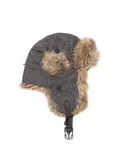 Nobis | Шапка Mr Fargus Olive Knitfw