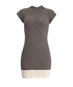 Sos Chic   Трикотажное Платье Pl-Ch632