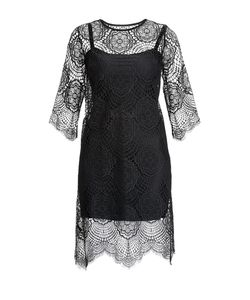 Amoralle | Кружевное Платье С Сорочкой 157259