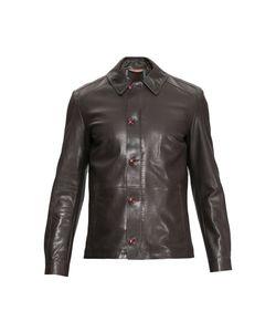 ALFREDO GALLIANO | Кожаная Куртка 154829