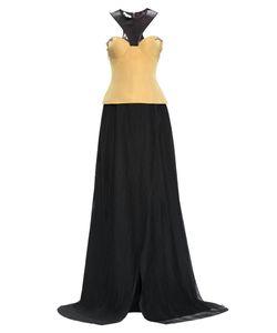 Apollon Bygakoff | Платье С Шелковой Вставкой 160447