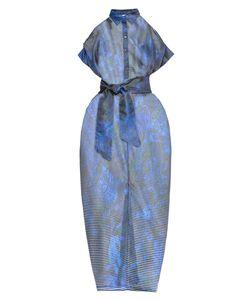 Infinee | Платье С Поясом 160653