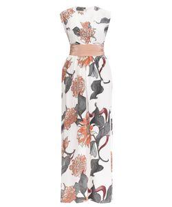 Hoss Intropia | Платье Из Шелка С Поясом 160962