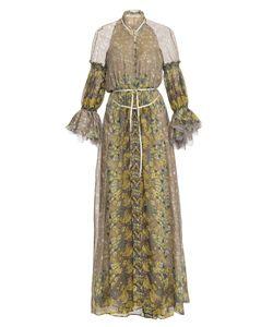 Etro   Платье Из Шелка Sf-157767