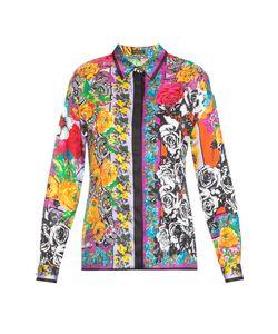 Versace | Блуза Из Шелка 163917