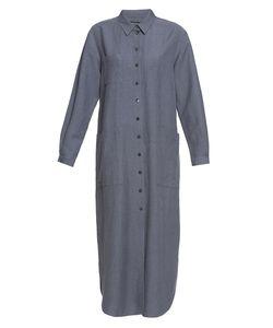 Cyrille Gassiline | Платье Из Хлопка И Льна 187007