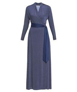 Katya Anderzhanova | Платье Из Вискозы И Искусственного Шелка 188450