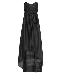 Villa Turgenev | Платье Из Шелка С Поясом 165197