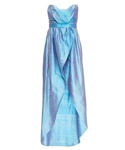 Villa Turgenev | Платье Из Шелка С Поясом 165196