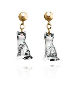 Nach Jewellery | Серьги 123504