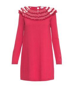 Red Valentino | Трикотажное Платье At-168181
