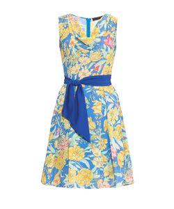 Stella Di Mare   Платье С Поясом 170157