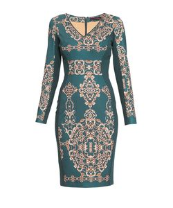 Stella Di Mare | Платье Из Вискозы 170499