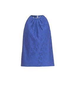 Les Copains Blue | Кружевной Топ 143372
