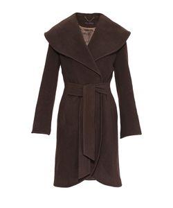Stella Di Mare | Пальто Из Шерсти И Кашемира 172046