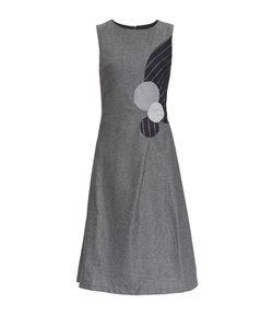 Cavo | Платье Из Шерсти С Вискозой И Хлопком 172204