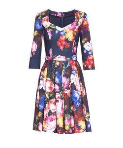 Stella Di Mare   Трикотажное Платье Из Вискозы 171771