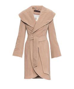Stella Di Mare | Пальто Из Шерсти С Кашемиром 172046