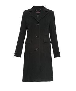 Stella Di Mare | Пальто Из Шерсти С Кашемиром 172045