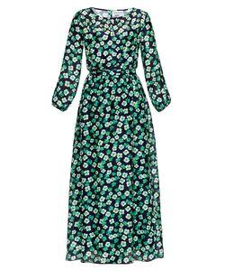 Imago   Платье Макси С Поясом И Сорочкой 190665
