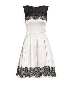 Stella Di Mare | Платье Из Вискозы С Искусственным Шелком 172849