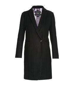 Mouche | Пальто Из Шерсти 172346