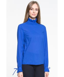 Xarizmas | Блуза Из Хлопка С Воротом-Стойкой Xf-189065
