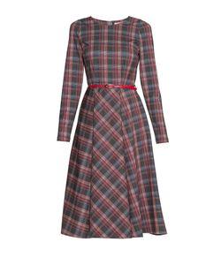 Virele | Платье Из Искусственного Шелка С Ремнем 173576