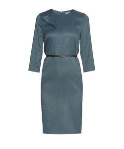 Virele | Платье Из Искусственного Шелка И Вискозы С Ремнем 173581