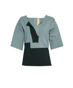 Zhor & Nema | Блуза Из Вискозы 173096