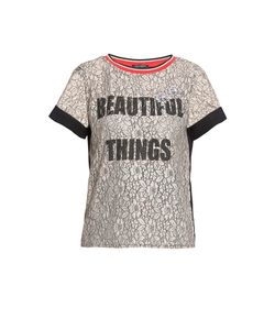 Cristinaeffe | Cristina Effe Кружевная Блуза С Кристаллами 186246