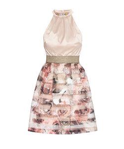 Rinascimento | Платье Из Искусственного Шелка В Кристаллах Be-183598