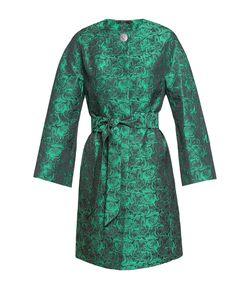 Lea Vinci | Летнее Пальто Из Вискозы С Поясом At-187502