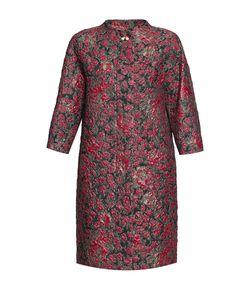 Lea Vinci | Пальто Из Вискозы С Хлопком И Шелком At-187499