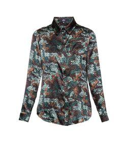 Pallari | Блуза С Абстрактным Принтом Pa-191437