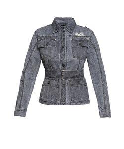 Von Dutch   Куртка Из Хлопка С Поясом Be-185472