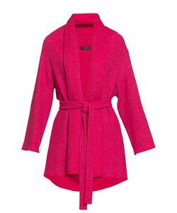 Cyrille Gassiline | Пальто Из Искусственного Шелка И Шерсти С Поясом 184239