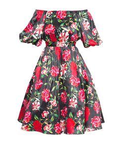 Cavo | Платье Из Вискозы И Искусственного Шелка 186067